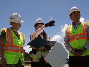Construction degree apprenticeships