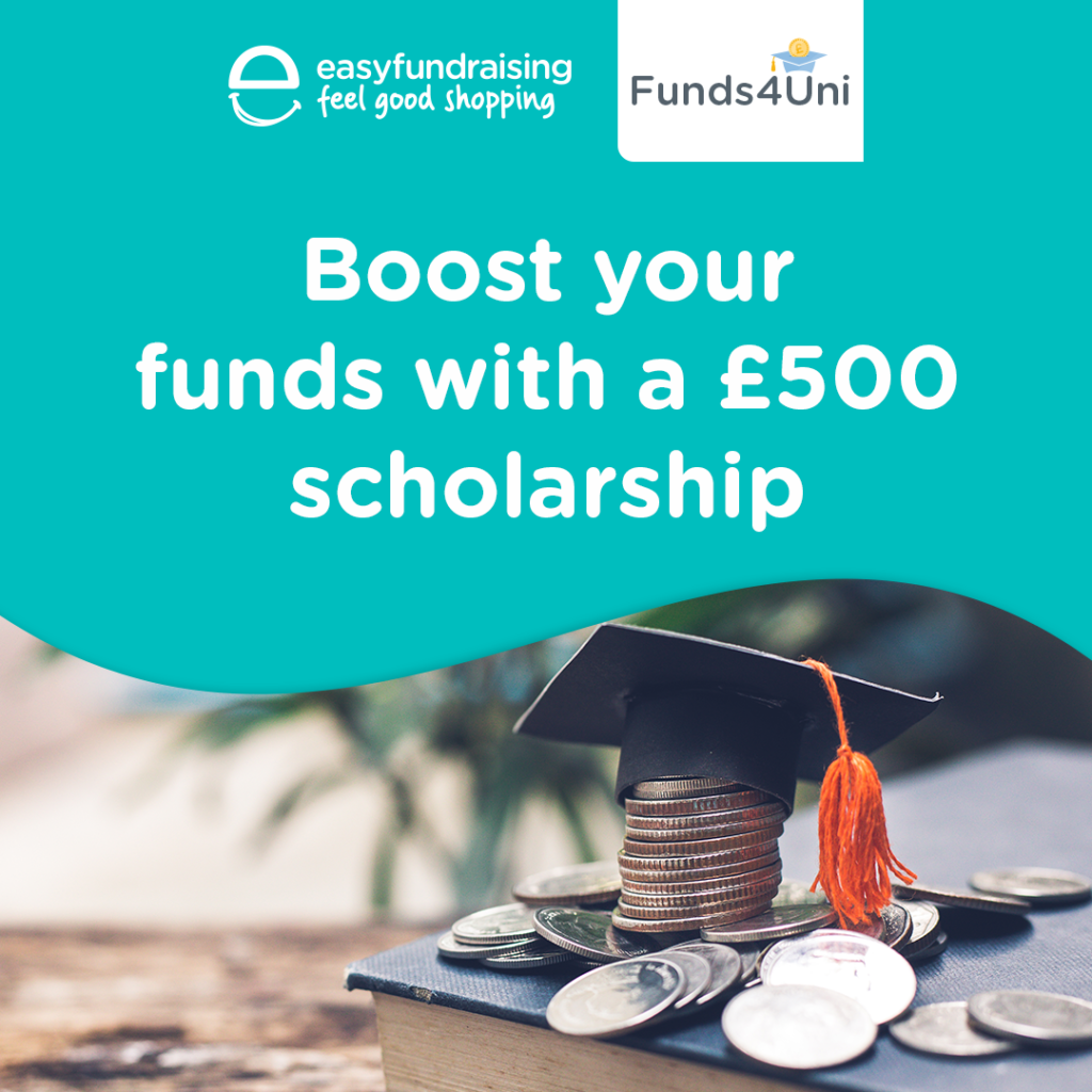 Funds4uni scholarship